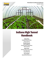 Indiana High Tunnel Handbook