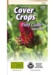 Midwest Cover Crops Field Guide, second edition (25/box)