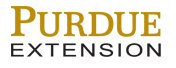 Purdue Extension logo