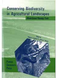 Conserving Biodiversity in Agricultural Landscapes: Model-based Planning Tools (hardback)