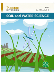 4-H Soil and Water Science, Level 1 Grades 3-5 (PDF)