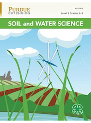 4-H Soil and Water Science, Level 2 Grades 6-8 (PDF)