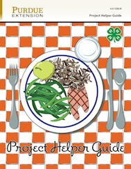 4-H Fantastic Foods, Project Helper Guide