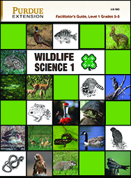 4-H Wildlife Science Level 1, Facilitator's Guide (PDF)