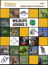 4-H Wildlife Science Level 2, Facilitator's Guide (PDF)