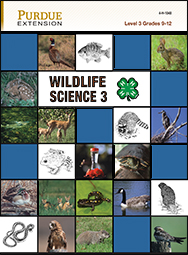 4-H Wildlife Science Level 3 (PDF)