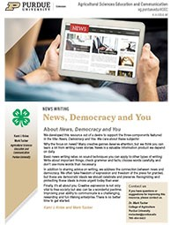 News, Democracy and You