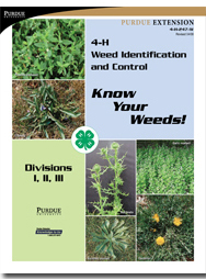 Weed Identification and Control:  Know Your Weeds!