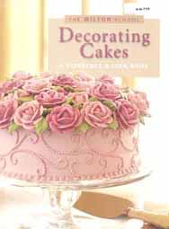 Wilton School Cake Decorating Reference Book and Ideas