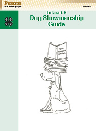 Indiana 4-H Dog Showmanship Guide