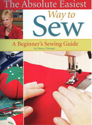 The Absolute Easiest Way to Sew
