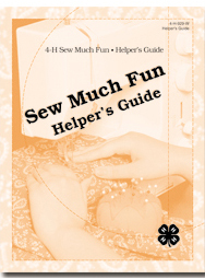 Sew Much Fun Helper's Guide