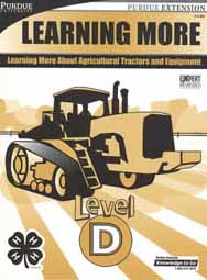 Learning More: Learning About Agricultural Tractors & Equipment, Level D