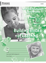Child Development Level B: Building Blocks of Learning