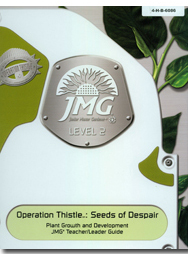 Junior Master Gardener Level 2: Operation Thistle – Seeds of Despair