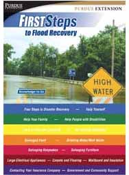 First Steps to Flood Recovery (25/pkg)