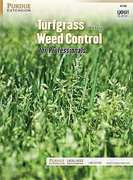 Turfgrass Weed Control for Professionals 2015 edition