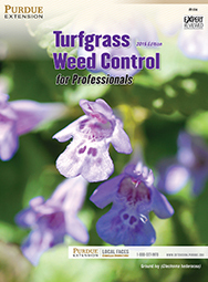 Turfgrass Weed Control for Professionals 2016 edition