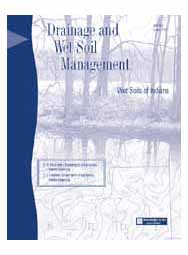 Drainage and Wet Soil Management: Wet Soils of Indiana