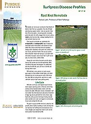 Turfgrass Disease Profiles: Root Knot Nematode