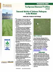 Turfgrass Disease Profiles: Seasonal Activity of Turfgrass Pathogens