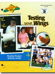 Poultry 2: Testing Your Wings