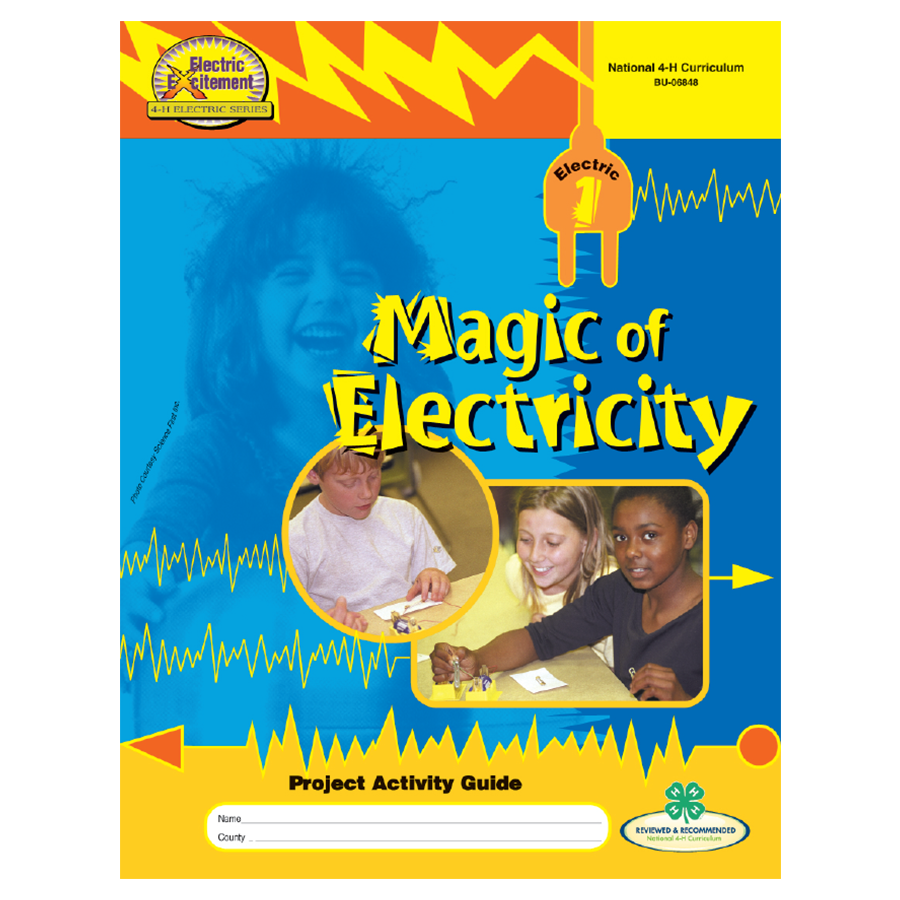 Magic of Electricity, Book 1