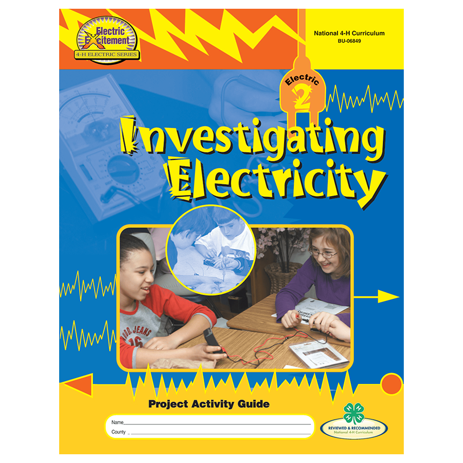 Investigating Electricity, Level 2