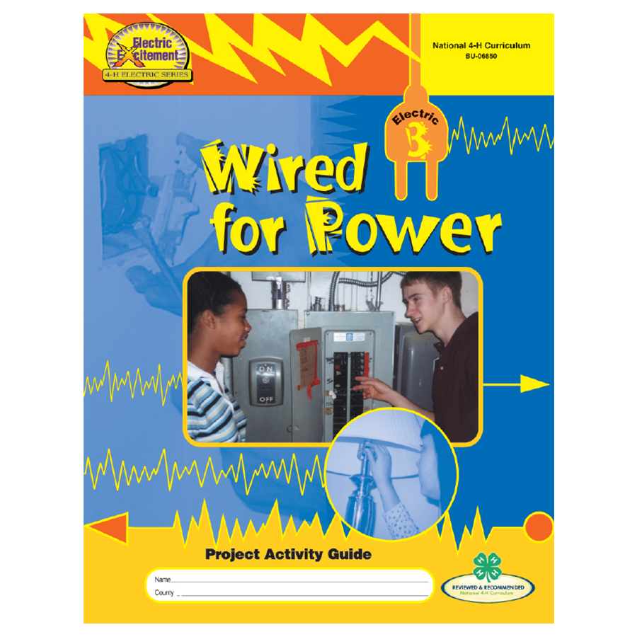 Wired for Power, Level 3