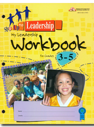 Step Up 1 - My Leadership Workbook (grades 3-5)
