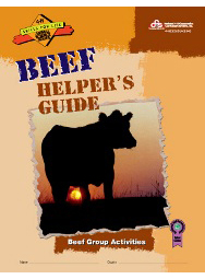 Beef Group Helper's Guide