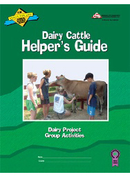 Dairy Cattle Group Helper's Guide