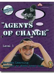 Service Learning 1: Agents of Change