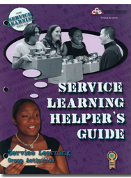 Service Learning Helper's Guide