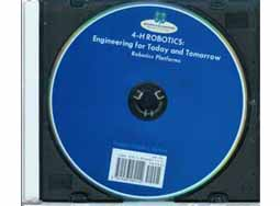 Robotics Platforms Track DVD