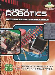 Junk Drawer Robotics Youth Robotics Notebook