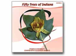Fifty Trees of Indiana CD (10/pkg)