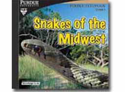 Snakes of the Midwest CD