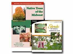 Shrubs of Indiana / Native Trees of the Midwest - Combo Package