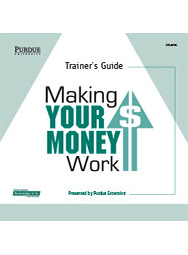 Making Your Money Work Trainer's Manual