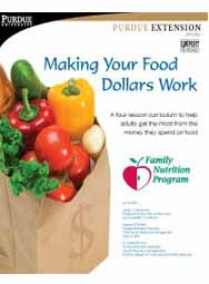 Making Your Food Dollars Work (FNP manual)