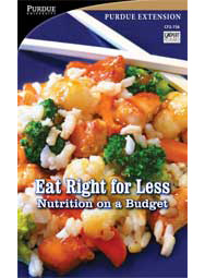 Eat Right for Less - FNP Cookbook (English edition)