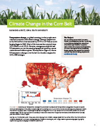 Climate Change in the Corn Belt