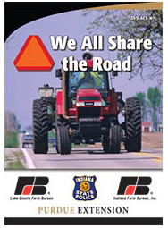 We All Share the Road DVD