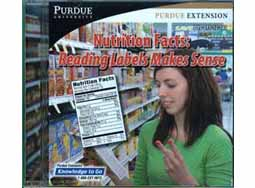 Nutrition Facts: Reading Labels Makes Sense