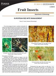European Red Mite Management