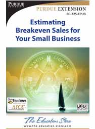 Estimating Breakeven Sales for Your Small Business (EPUB format)
