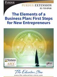 The Elements of a Business Plan: First Steps for New Entrepreneurs (EPUB format)