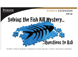 Solving The Fish Kill Mystery (tri-fold brochure)