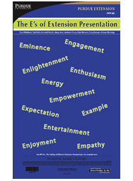 The E's of Extension (poster)